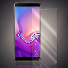 Samsung Galaxy J4 Plus Panzer Folie Schutzfolie Echt Glas Schutz Folie Hartglas