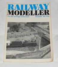 RAILWAY MODELLER VOLUME 31 NUMBER 359 OCTOBER 1980 - DINAS JUNCTION/KIRKNEWTON