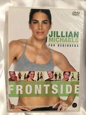 JILLIAN MICHAELS ~ FRONTSIDE ~ FOR BEGINNERS ~ BRAND NEW & SEALED DVD ~FREE POST