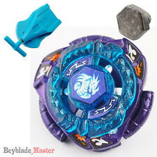 Beyblade Fusion master BB128 OMEGA DRAGONIS+METAL FACE BOLT+String BEY Launcher