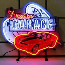 Dream Garage Camaro Neon Sign 5DGCAM w/ FREE Shipping