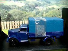 1/43 Vitesse Opel blitz 3.5 ton cargo truck