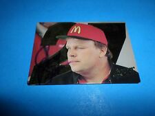 JIMMY SPENSER, AUTOGRAPHED CARD, ACTION PACKED CARD 1994