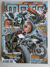MOTO TUNING N° 78 /STREET FIGHTER/1000 R1/BRUTALE & BESTIALE/V-MAX/BUELL/ZX-6R