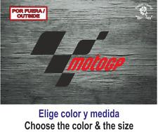 Sticker Vinilo Decal Vinyl Aufkleber Adesivi Autocollant Moto GP Motogp 2 color
