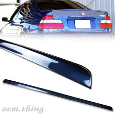Painted Color #317 BMW E46 Coupe 2DR Trunk Lip Spoiler 325Ci 323Ci