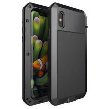 HEAVY DUTY Aluminum Metal Waterproof Case Cover iPhone 11 XS Max XR Xs 8 7 Plus