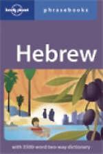 Hebrew: Lonely Planet Phrasebook-ExLibrary