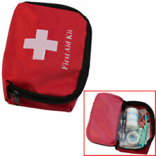 Survival Travel Emergency Outdoor Hiking Camping First Aid Kit Rescue Bag Case