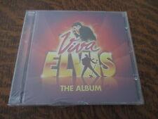 cd album ELVIS PRESLEY viva ELVIS the album