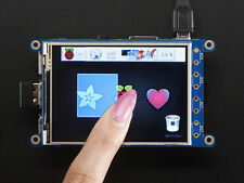 "Adafruit PiTFT 320x240 3.2"" TFT+Touchscreen Resistive LCD Display Raspberry Pi"