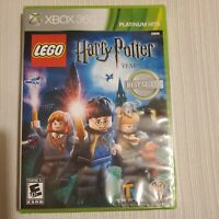 LEGO Harry Potter: Years 1-4 (Microsoft Xbox 360, 2010) game