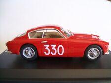 1956 FIAT 8V ZAGATO 1000 MIGLIA ERIK JOSSIPOVICH - STARLINE 1/43 HACHETTE COLLEC