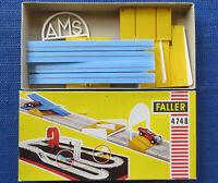 Faller Ams 4748 Rocker Et Saut à Ski en Emballage D'Origine