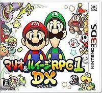 Nintendo 3DS  Mario & Luigi RPG1 DX from Japan