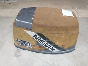 Nissan Outboard NS50D 50hp Cowl