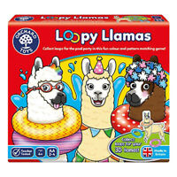 Loopy Llamas by Orchard Toys 4+