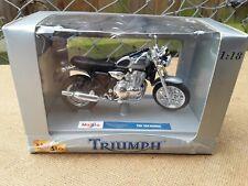 Maisto 1 /18 Motorcycles Triumph Thunderbird Model. Brand new.