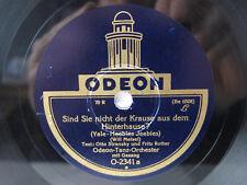 78rpm ODEON T.O. - SIND SIE NICHT DER KRAUSE AUS DEM HINTERHAUSE ?