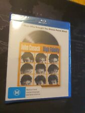 High Fidelity - John Cusack (Blu-ray) Australia Region B- New & Sealed