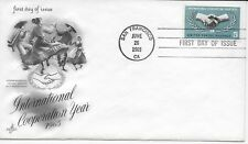 US Scott #1266, First Day Cover 6/26/65 San Francisco Single Cooperation Year