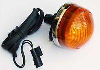 Lucas L794 Amber Indicator Flasher Lamp / Light, for Morgan AC Cobra & Lotus etc