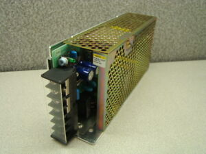 Cosel PAA100F-24 Power Supply, 24V, 4.5A, 50/60Hz