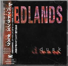 BADLANDS Dusk JAPAN CD OBI 1999 PCCY 01334 Ray Gillen Rondinelli Black Sabbath