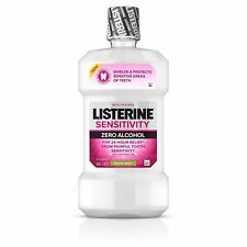 Listerine 24-HR Tooth Sensitivity Relief & Protection Alcohol-Free Formula...