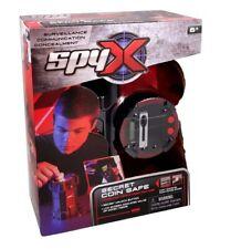 NEW Spy X Secret Coin Safe Kids Fun Surveillance Communication Concealment Agent