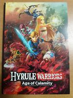 Hyrule Warriors Notebook - Legend Of Zelda Age Of Calamity