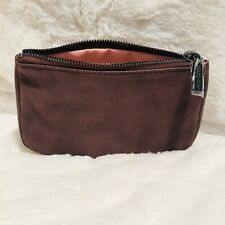 Mary Kay Limited Edition Wish Collection Bag Purple Clutch Zip Closure