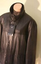Lange Jacken aus Leder