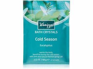 Kneipp Mineral Bath Crystals Cold Season Eucalyptus 60g LL