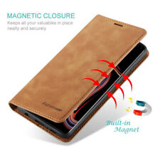 For Samsung Galaxy S20 S10 Plus E Luxury Magnetic Flip Leather Wallet Case Cover