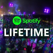 Spotify Family Premium Plan Upgrade - LIFETIME / LEBENSZEIT ★ Blitzversand ★ 36M