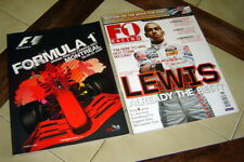 (2) FORMULA 1 Racing Items - June 2007 MONTREAL Grand Prix Program & F1 Magazine