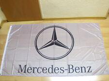 Fahnen Flagge Benz Grau - 90 x 150 cm