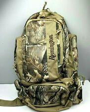 Remington Realtree Hardwoods Backpack Hunting Hiking Daypack Xl H2O Roomy Sturdy