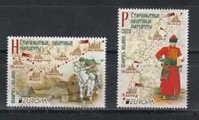 CEPT Belarus 2020 MNH**  Ancient Postal Routes  Set