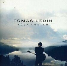 Tomas Ledin-hoga kusten-Tomas Ledin CD i0vg free shipping