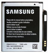 Samsung GALAXY S DUOS 2 GT-S7582 Batteria Originale EB425161LU 1500mAh