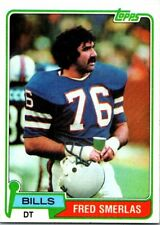 1981 Topps Football Pick / Choose Your Cards  #201-528