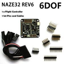 Naze32 Rev6 6DOF Flight Controller w/Barometer Compass for Mini Quadcopter UK