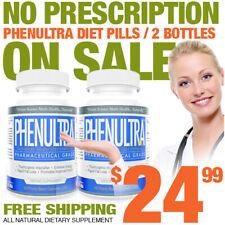 2 PhenUltra Appetite Suppressant Fat Slimming 37.5 375 Best Diet Pills That Work