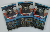 SALE 3 x 2007-08 UD NHL Mini Jersey Collection Unopened Sealed Hobby Packs