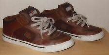 Ipath Kenny Reed, Brown Leather Skate Shoes, Size 9