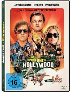 Once Upon A Time In… Hollywood [DVD/NEU/OVP] Quentin Tarantino, Leonardo DiCapri