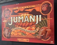 JUMANJI THE BOARD GAME COMPLETE AND BOXED