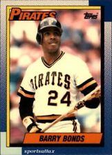 1990 Season Baseball Cards